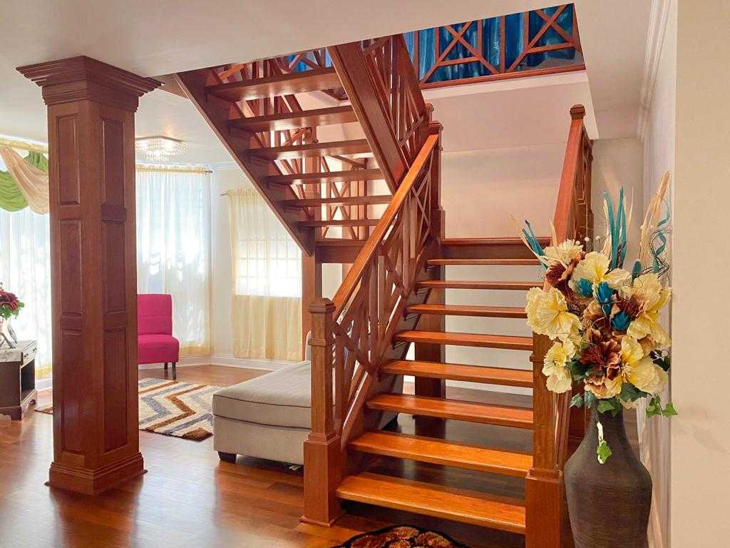 Jatoba or Locust Stairs from FloorIt